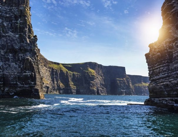 The Cliffs of Moher, Branaunmore Sea Stack, County Clare, Ireland