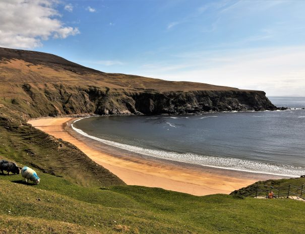 Donegal, Highest Sea cliffs in Europe, Dolmen, Irish Music Tours