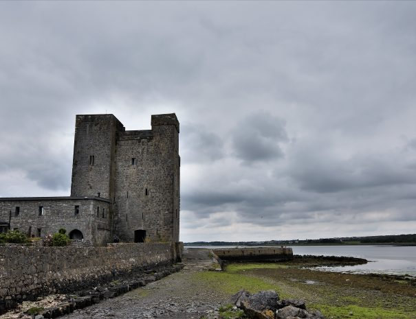 Oranmore Castle, Galway