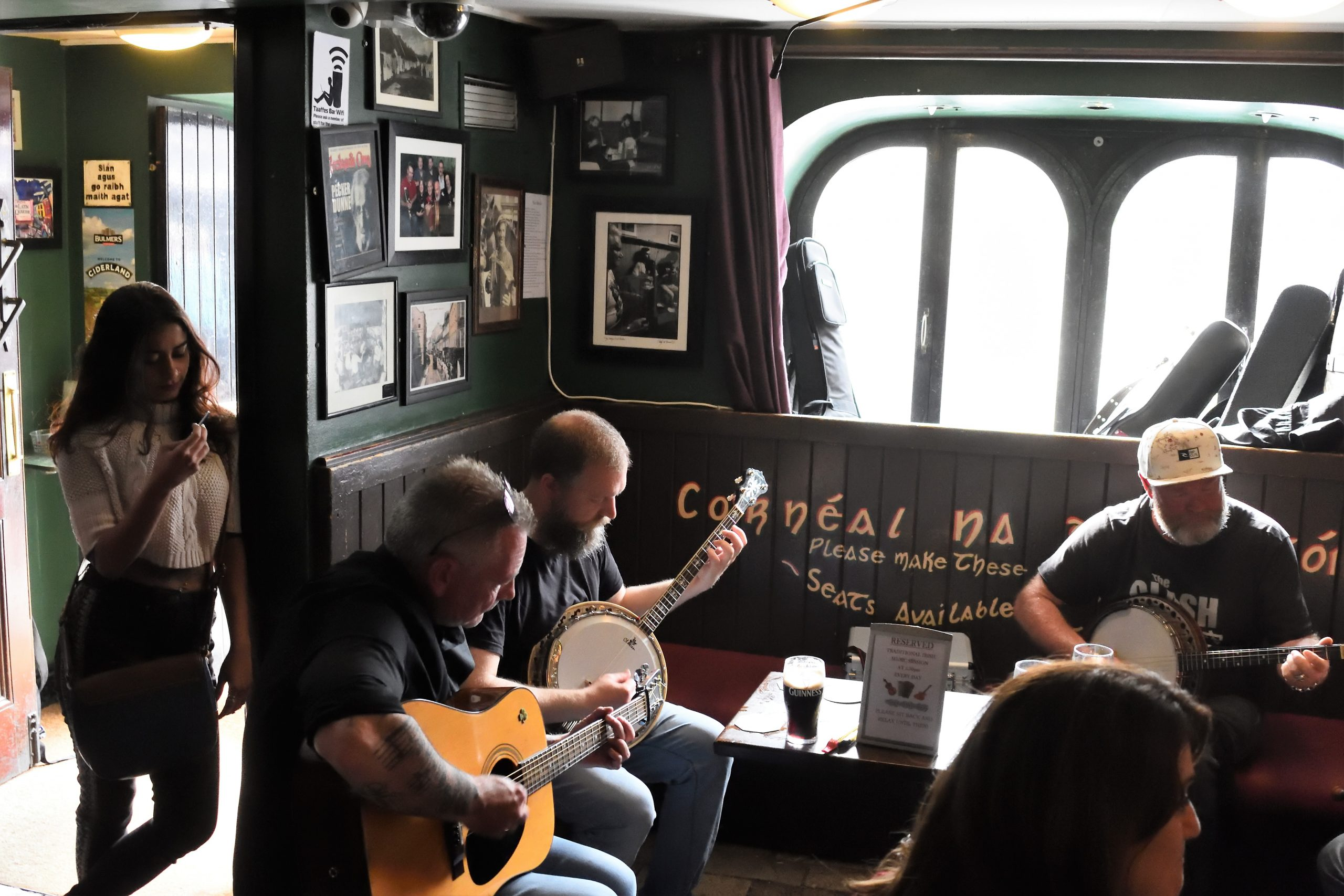 Trad Session Galway